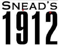 Sneads 1912 logo