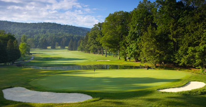 Cascades Golf Course
