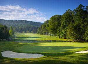 Cascades golf