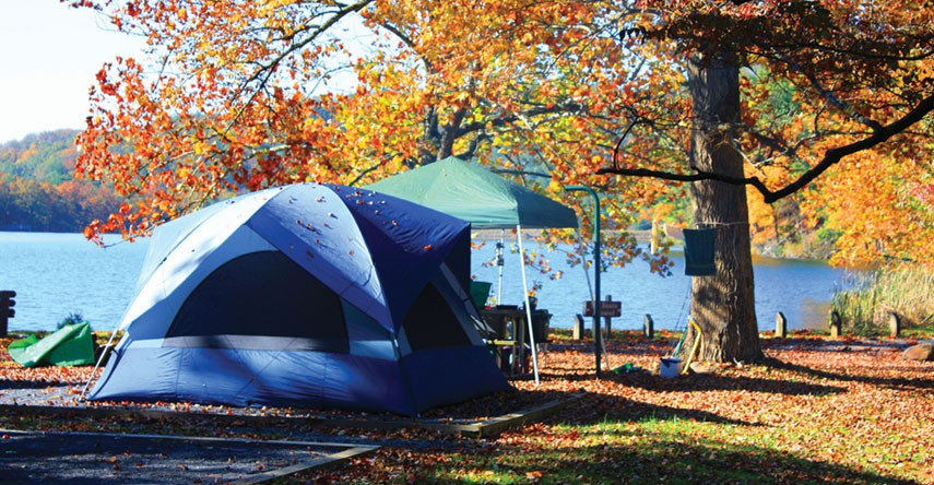 Full hookup campgrounds in va