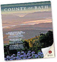 County of Bath Visitor's Guide 2018-2019