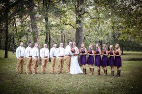 weddings at Mont Shenandoah