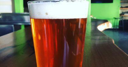 Bacova Beer Company beer