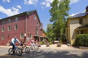Outdoor Adventure package at the Inn at Gristmill Square