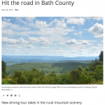 Hit the Road in Bath County