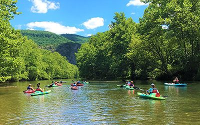 Paddle the Jackson River