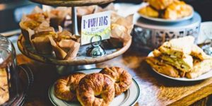 muffins at scones