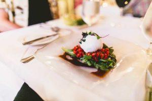 fine dining at The Waterwheel Restaurant