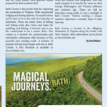 article in Shenandoah Valley & Beyond Magazine