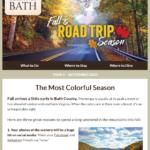 Fall is Road Trip Season consumer eNL