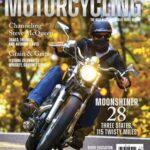 Blue Ridge Motorcycling Magazine cover