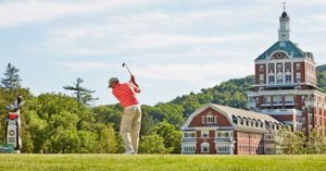 Golf at The Omni Homestead Resort