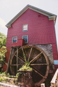 Waterwheel Restaurant