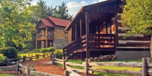 Fort Lewis Lodge cabins