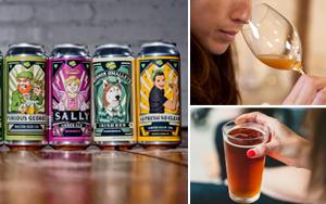 craft beverages in Bath County Virginia
