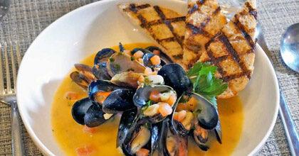 LCdO mussels