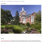 ShermansTravel Best Luxury Resorts in Every US State
