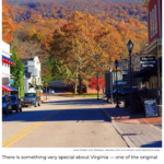 Travel Awaits7 Picturesque Small Towns To Visit In Virginia