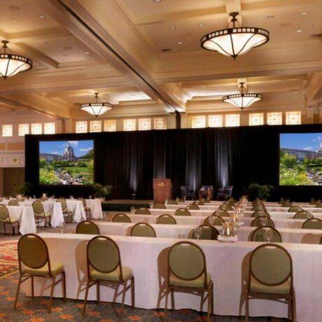 Homestead Resort Grand Ballroom Meeting Room